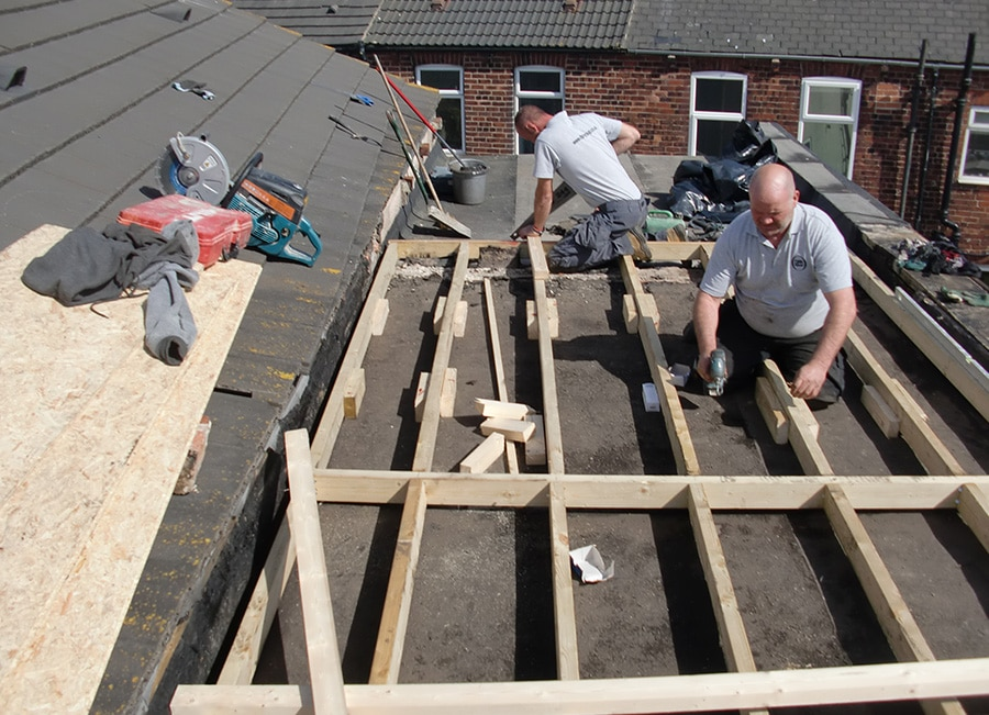 Flat-Roof-Replacement-Wakefield