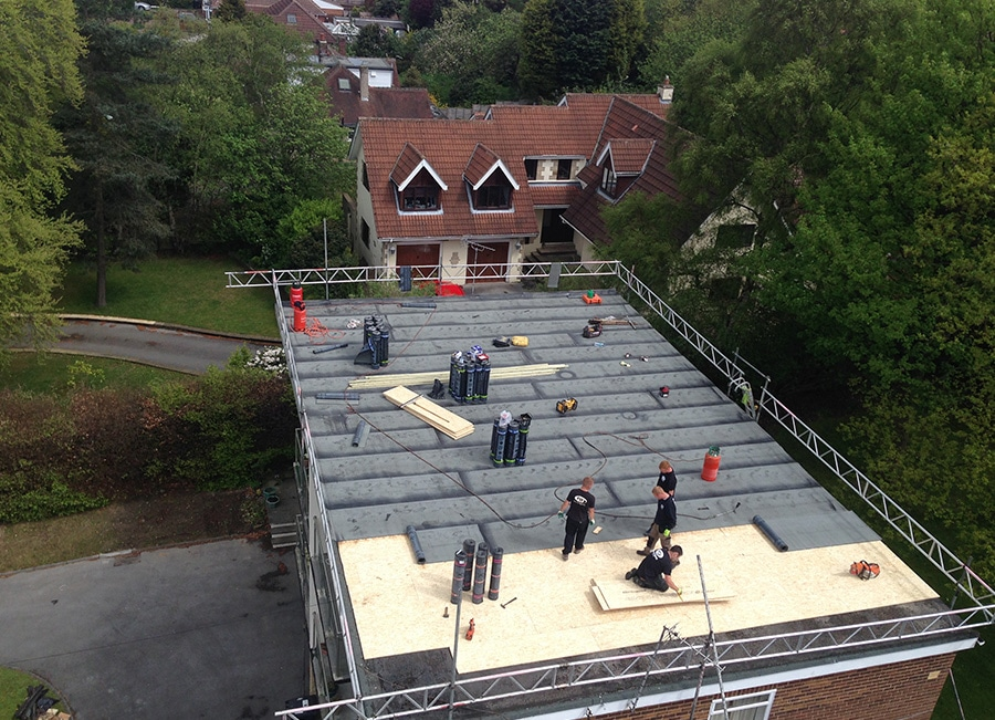 New-and-replacement-roof-installations