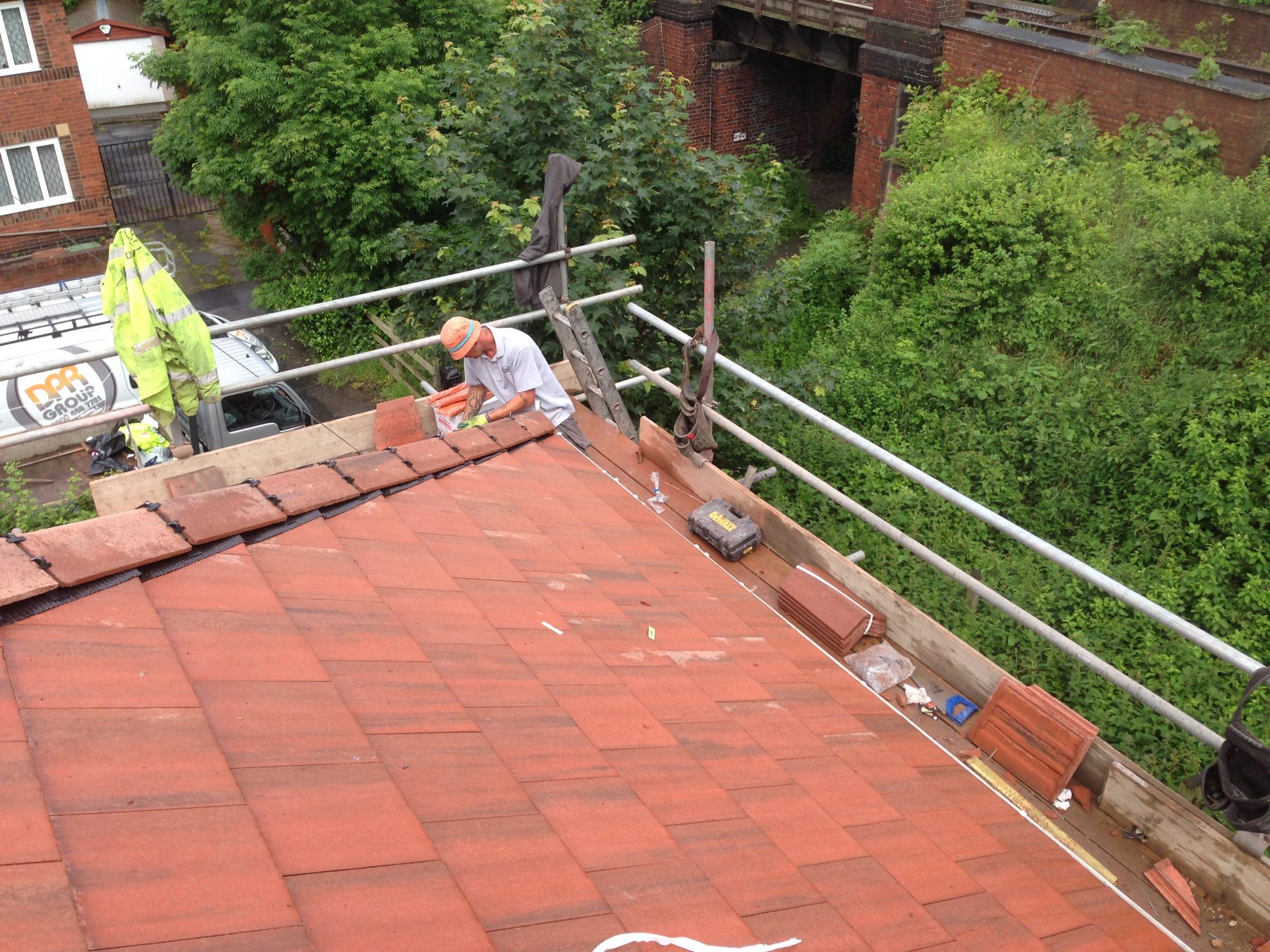 New roof in Wakefield for John Lightfoot (1)