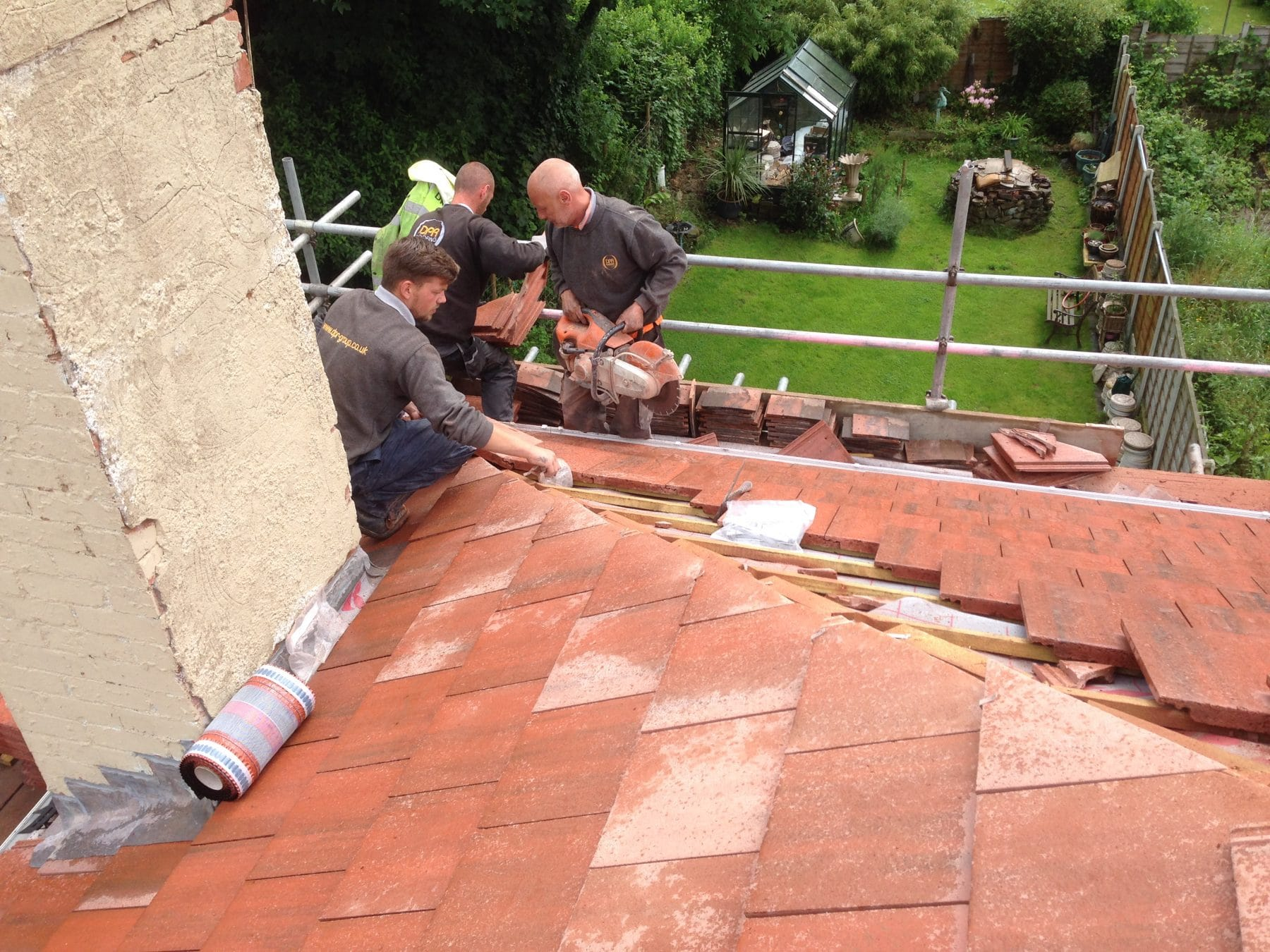 New roof in Wakefield for John Lightfoot (5)