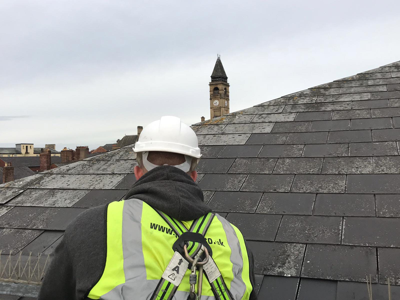Wakefield Woodhead Investments Roofing Repairs 4