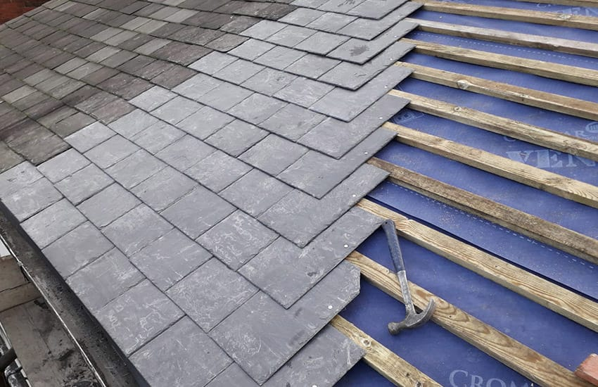 Can My Roof Slate Be Reused?
